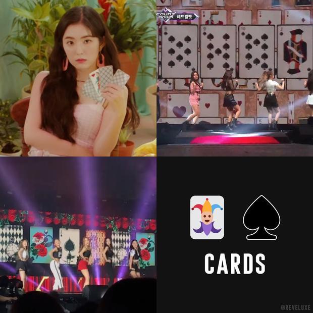 Không chỉ trên màn hình sân khấu mà Irene trong MV tiếng Nhật đầu tay của Red Velvet - #Cookie Jar mới đây cũng cầm những quân bài.