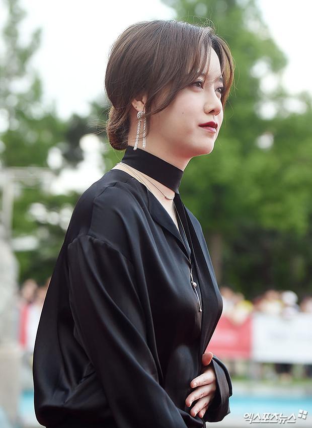 'Nàng cỏ' Goo Hye Sun lên tiếng về tin đồn bầu bì và biến chứng phẫu thuật thẩm mỹ