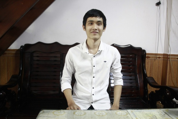 Em Lê Thanh Minh thí sinh duy nhất đạt điểm 10 môn Ngoại ngữ tại Đắk Lắk.