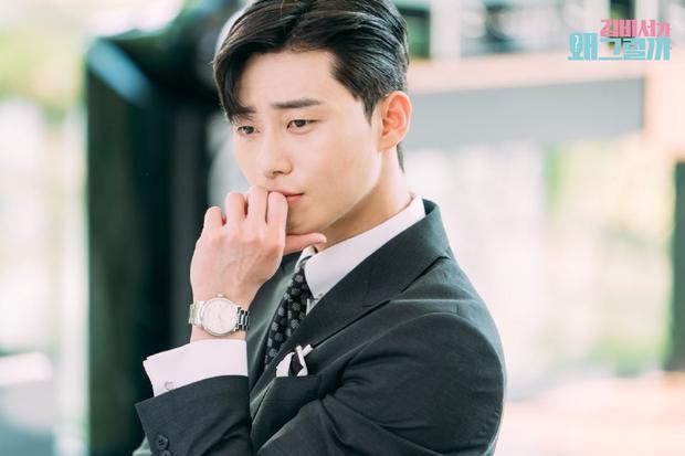 Nhờ 'Thư ký Kim', Park Seo Joon vượt mặt BTS - Kế nhiệm 'ngôi vị' sao Hallyu của Song Joong Ki tại Trung Quốc 0