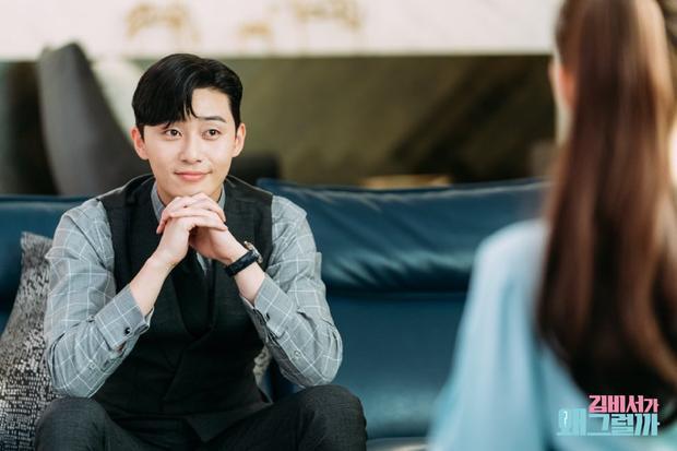 Nhờ Thư ký Kim, Park Seo Joon vượt mặt BTS  Kế nhiệm 'ngôi vị' sao Hallyu của Song Joong Ki tại Trung Quốc
