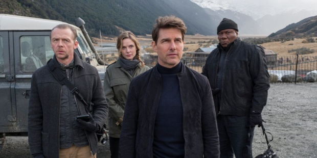 Tom Cruise, Simon Pegg và Henry Cavill của Mission Impossible: Fallout sẽ xuất hiện trong Running Man