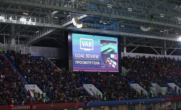 99,32% các quyết định quan trọng tại World Cup 2018 được đưa ra hoàn toàn chính xác. Nếu không có V.A.R, con số này sẽ là 95%.