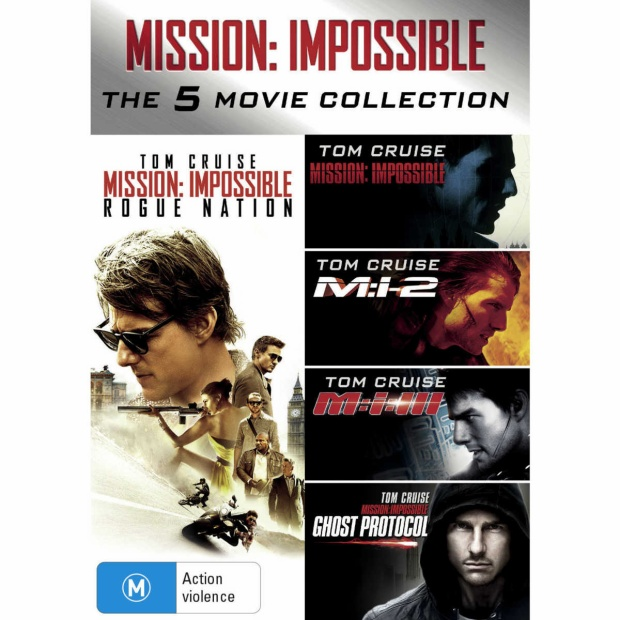 """Series """"Mission Impossible"""" đã trải qua gần hai thập kỉ kể từ lần đầu công chiếu."""