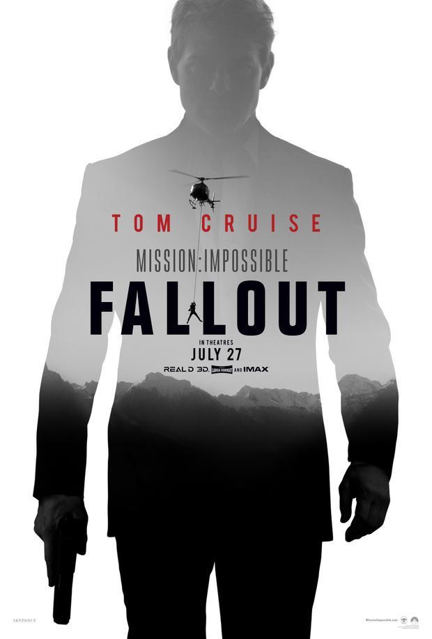 """""""Fallout"""" sẽ vẫn xuất sắc dù cho câu chuyện dần trở nên phức tạp qua từng phần!?"""