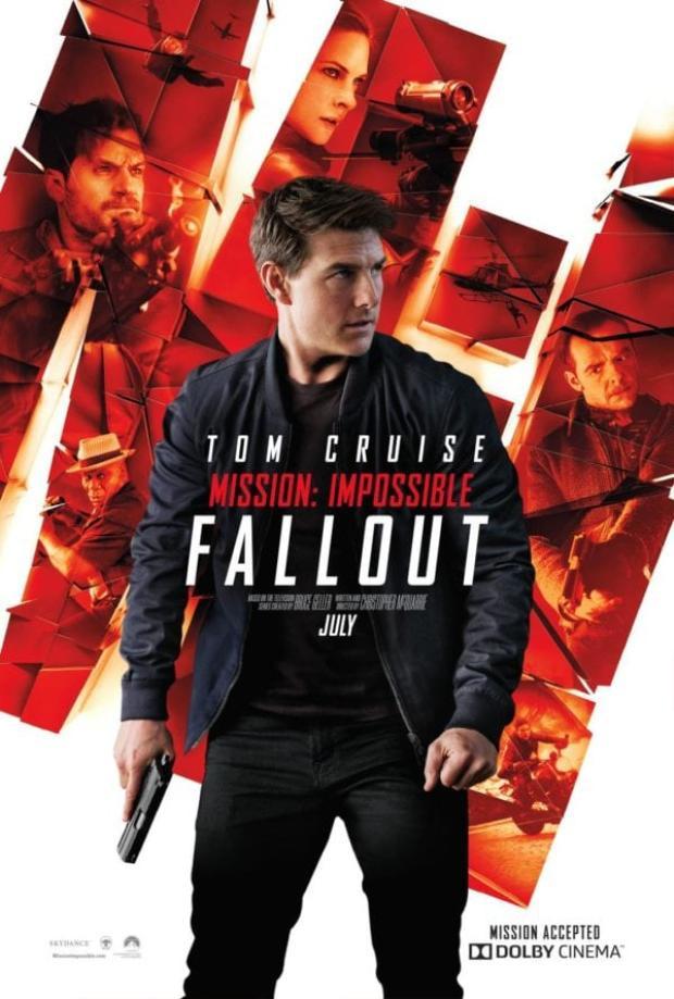 Mission: Impossible  Fallout của Tom Cruise: Phục hồi niềm tin đối với những bộ phim bom tấn mùa hè