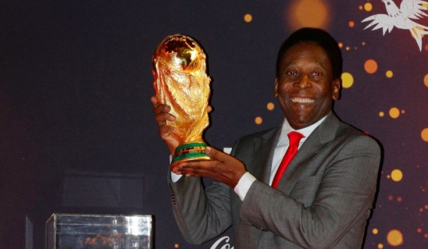 Vua bóng đá Pele chưa có bất kỳ dự đoán nào về World Cup 2018.