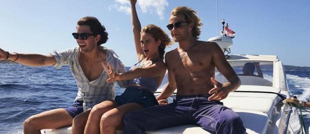 Những cặp bài trùng trong phim Mamma Mia! Yêu lần nữa