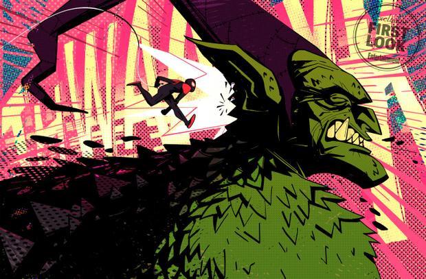"""""""Spider-Man into the Spider-Verse"""""""