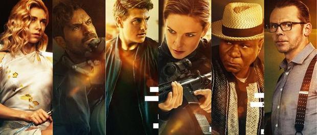 Mission Impossible: Fallout  Một trong những bộ phim hành động hay nhất từ trước tới nay