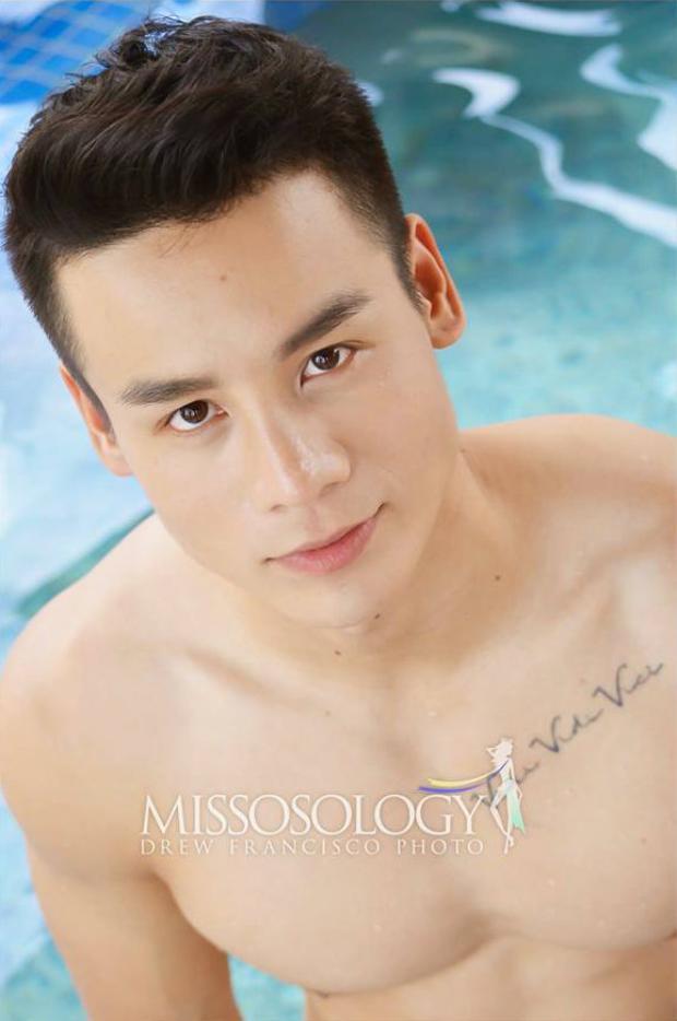 Trong suốt khuôn khổ cuộc thi Man Of The World 2018, mẫu nam gốc Việt luôn chứng tỏ mình là một đối thủ đáng gờm khi liên tục góp mặt trong các bảng xếp hạng sắc đẹp lớn nhỏ.