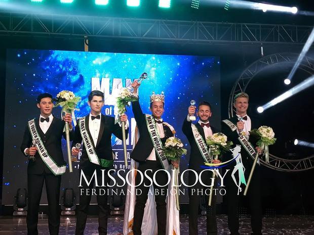 Với màn thể hiện xuất sắc, đại diện của Việt Nam - người mẫu Xuân Tài chiến thắng một cách thuyết phục. Đặc biệt, trong phần trả lời ứng xử, đại diện Việt sử dụng tiếng Anh khá trôi chảy cho câu trả lời của mình.
