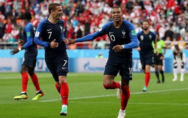 Sau 12 năm, người Pháp mới vào chung kết World Cup. Ảnh: FIFA