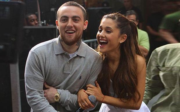 Mac Miller viết Self Care gửi tình cảm của mình đến nàng Ariana Grande.