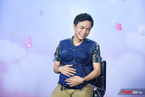 Bùi Công Nam  Shin Hồng Vịnh sáng tác nhanh như chớp dù đang mang thai