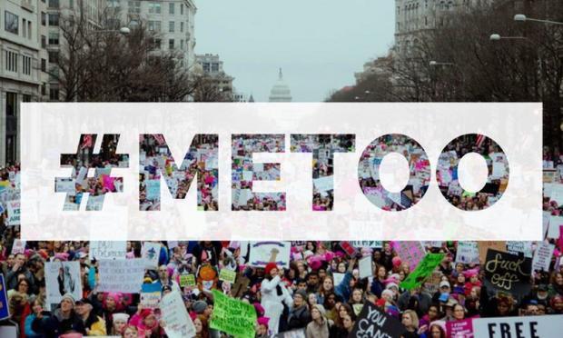 Phong trào #MeToo có nguồn gốc ở Hollywood và nhanh chóng lan rộng ra toàn cầu.