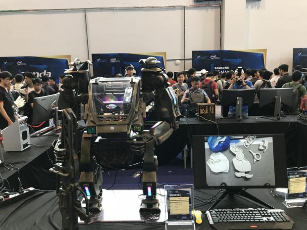 Robot điều khiển trong Avatar.