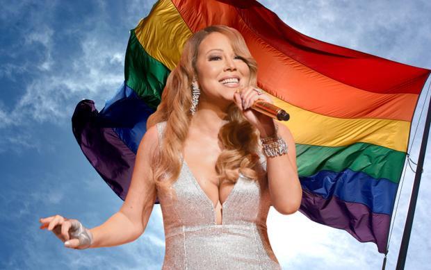 Bên cạnh giọng hát trời phú, Mariah Carey nổi tiếng là một trong những nghệ sĩ ủng hộ LGBT mạnh mẽ nhất.