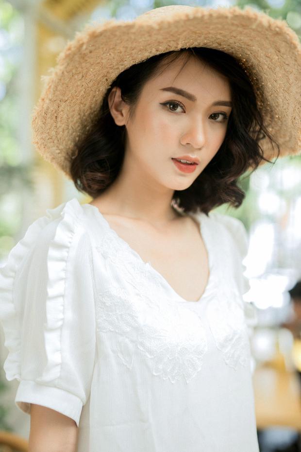 Cùng theo dõi và ủng hộ cô nàng cá tính và đầy tiềm năng này tại đường đua Siêu mẫu Việt Nam 2018 nhé!