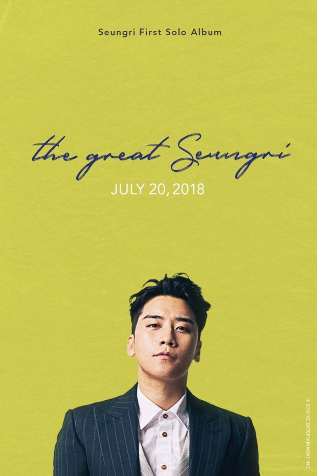 """Càng khó khăn hơn cho iKON khi sẽ phải """"chạm trán"""" với em út BigBang - Seungri khi anh chàng sẽ phát hành album solo đầu tiên vào ngày 20 sắp tới."""