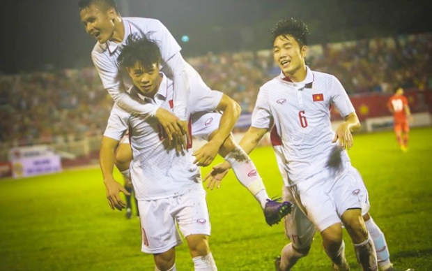 HLV Park Hang Seo gọi 8 cầu thủ HAGL lên U23 Việt Nam.