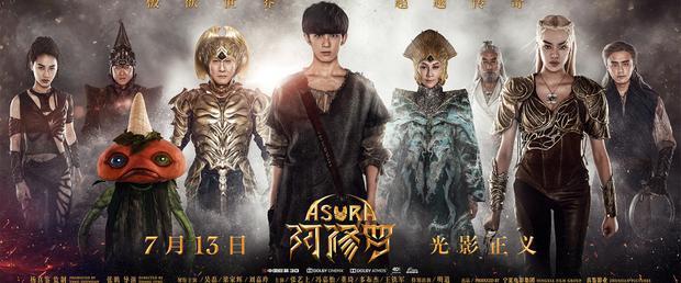 Đầu tư 100 triệu USD, ASURA vẫn nên tiến đến Hollywood dù bị ngưng chiếu ở Trung Quốc?