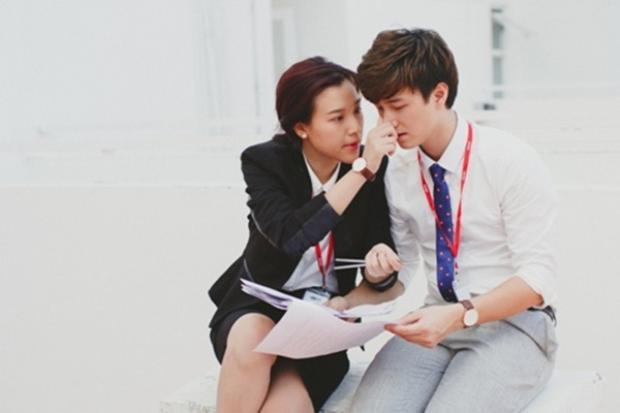 Thậm chí Huỳnh Anh làm đạo diễn bộ phim cả hai đóng chính kỉ niệm thời gian bên nhau.