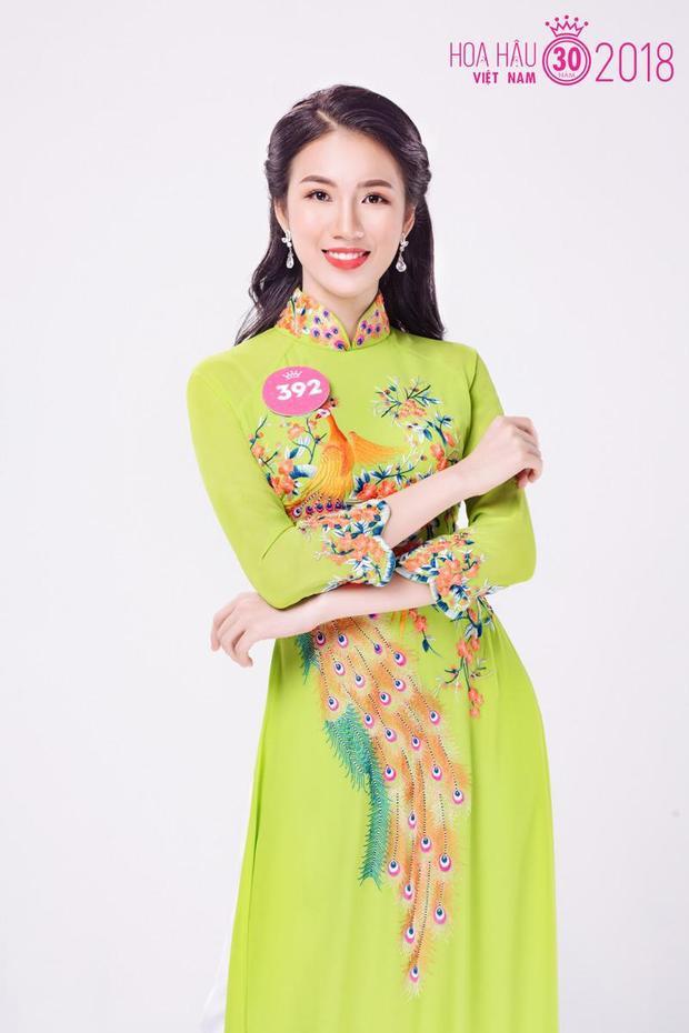 Tuyết Trang từng tham dự nhiều cuộc thi sắc đẹp
