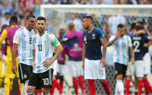 Messi đang muốn chia tay ĐT Argentina. Ảnh: Fifa.com.
