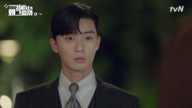 Phản ứng của khán giả về cảnh nóng giữa Park Seo Joon và Park Min Young trong tập 13 Thư ký Kim