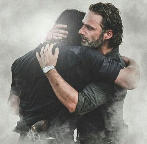 Tung teaser mới, The Walking Dead xác nhận nam chính Andrew Lincoln sẽ rời khỏi phần 9