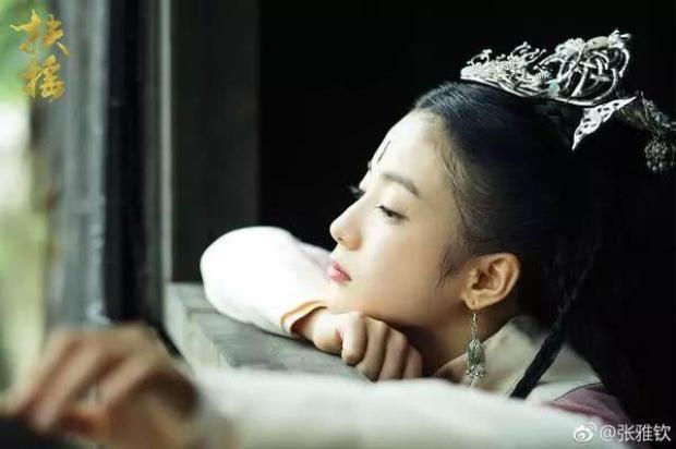 Cô gái đáng yêu, có tính cách yêu hận rõ ràng như Nhã Lan Châu rất được lòng khán giả