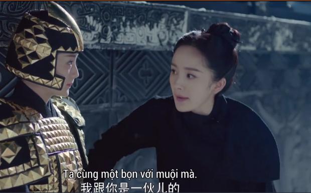 Phù Dao - Nhã Lan Châu lẻn vào hoàng cung Thiên Sát trộm chuông