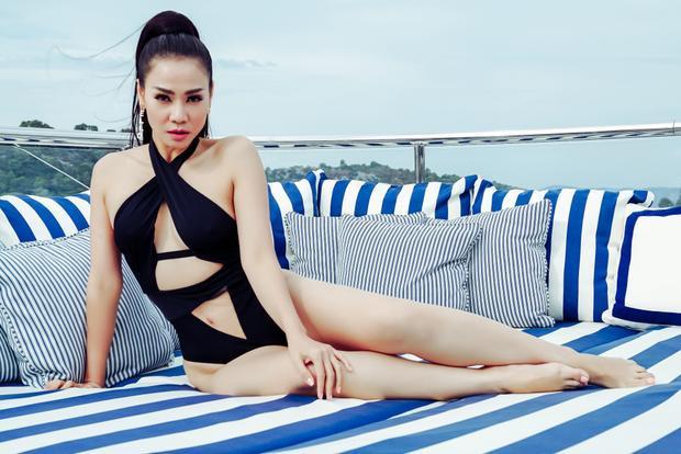 Hình ảnh sexy, nóng bỏng của nữ hoàng nhạc Dance Thu Minh.