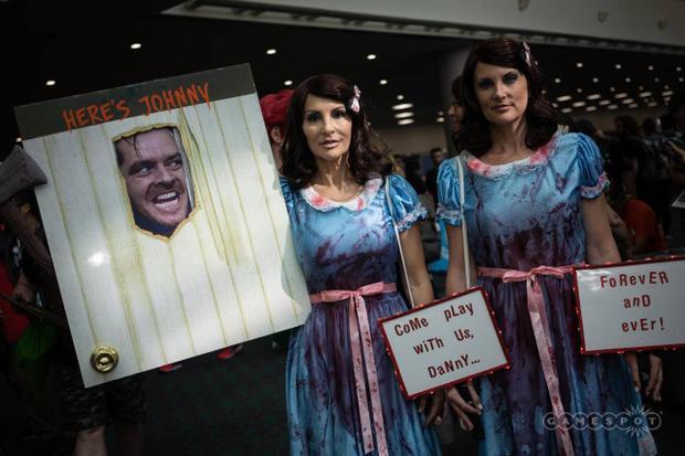 Những màn cosplay ấn tượng trong ngày đầu tiên của lễ hội Comic-Con 2018