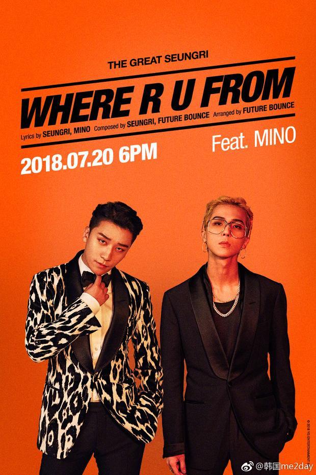 Sau 12 năm thăng hoa, fan trực trào nước mắt trước ngày Seungri (BigBang) phát hành album đầu tay