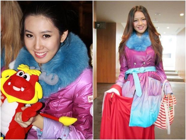 Sau khi cuộc thi kết thúc, Thúy Ngân vẫn giữ liên lạc với Hoa hậu Trung Quốc. Mới đây, cả hai có dịp hội ngộ khi hoa hậu nước bạn sang Việt Nam du lịch.