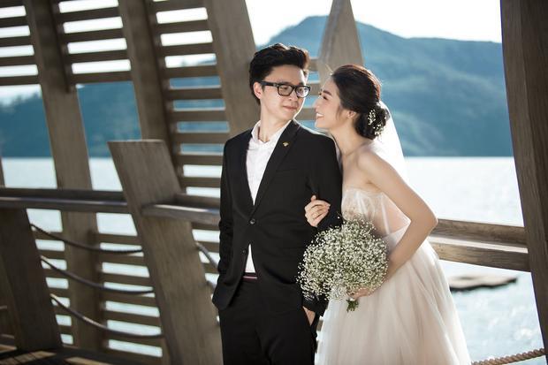 Ảnh cưới lung linh của Tú Anh và Gia Lộc.