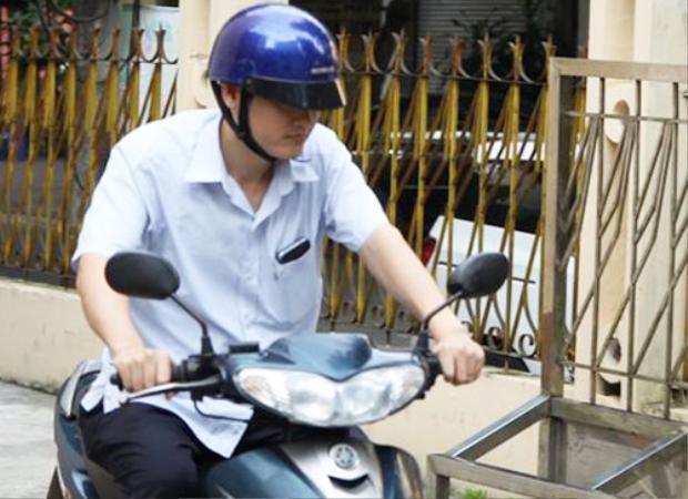 Ông Vũ Trọng Lương - người trực tiếp sửa điểm hơn 330 bài thi tại Hà Giang.