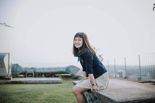 """Mới đây nhất, Quỳnh đảm nhận 1 vai diễn trong bộ phim """"Có nắng, có gió ấy là ngày tươi đẹp"""" với vai Chiêu Dương."""