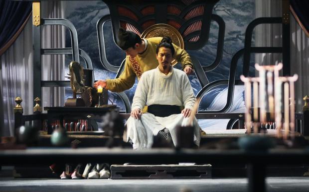 Trong quá trình đấu tranh với Võ Tắc Thiên, Địch Nhân Kiệt còn bị 'tâm bệnh' dày vò.
