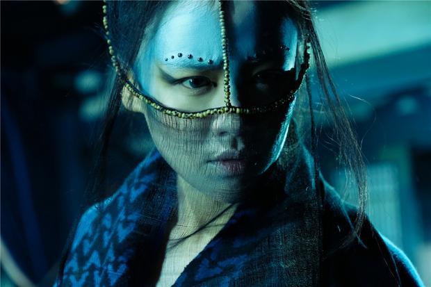 Mã Tư Thuần trong vai Thủy Nguyệt