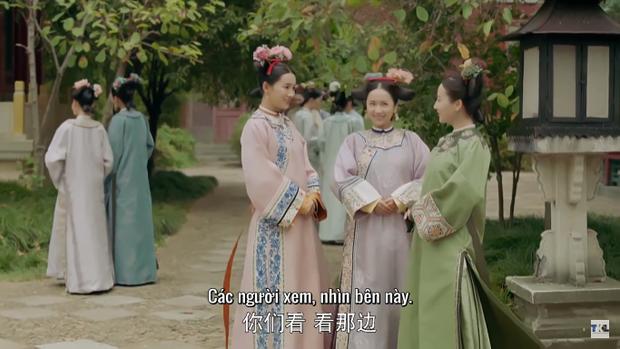 Các tú nữ dự điện tuyển bao gồm: Ô Nhã Thành Đại, Lục Văn Vãn và Nạp Lan Thuần Tuyết.