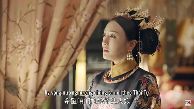 Phú Sát Hoàng hậu tâm tư nặng nề khi nhận bức Cung Huấn đồ tại Trường Xuân cung, gợi lại nỗi đau mất con của mình