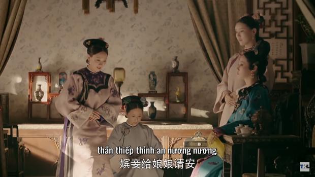 Sự bá đạo ngang tàng của Cao Quý phi khiến cho tần phi lục cung vừa khiếp sợ vừa căm phẫn.