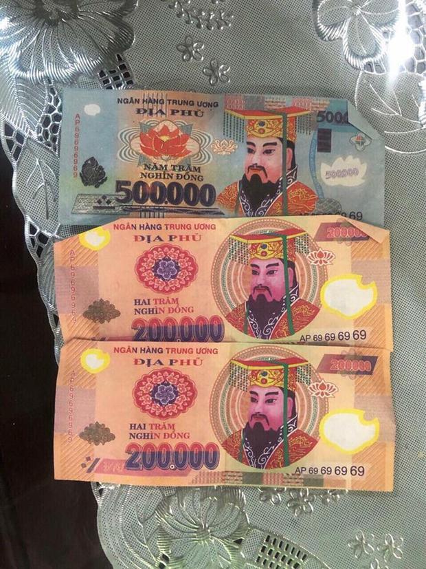 Số tiền Phong thối lại cho khách.