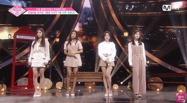 """Đội Don't You Know gồm: Kang Hyewon, Han Chowon, Park Minji (main vocal) và Yu Minyoung. Cô nàng Hyewon sau khi trở thành main rapper """"bất đắc dĩ"""" trong nhiệm vụ cover Boombayah ở vòng trước thì vòng này tiếp tục chọn rap để thử thách bản thân. Thí sinh gây bất ngờ nhất tập 6 có lẽ là Han Chowon đến từ CUBE Entertainment, vì ở những tập đầu, Chowon thể hiện khá kém cỏi, phải đến màn trình diễn này, cô nàng mới cho khán giả biết mình sở hữu chất giọng hay đến như vậy."""