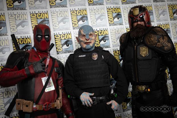 Ngày thứ hai của lễ hội Comic-Con 2018 vẫn tiếp tục với những màn cosplay ấn tượng
