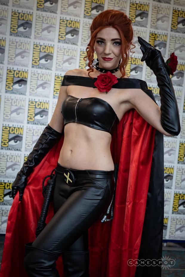 Comic-Con 2018: Sàn diễn cho các tín đồ Marvel cosplay