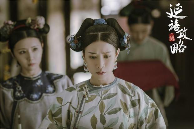 Ngô Cẩn Ngôn  Nữ chính Ngụy Anh Lạc khiến khán giả phát cuồng trong Diên Hy công lược